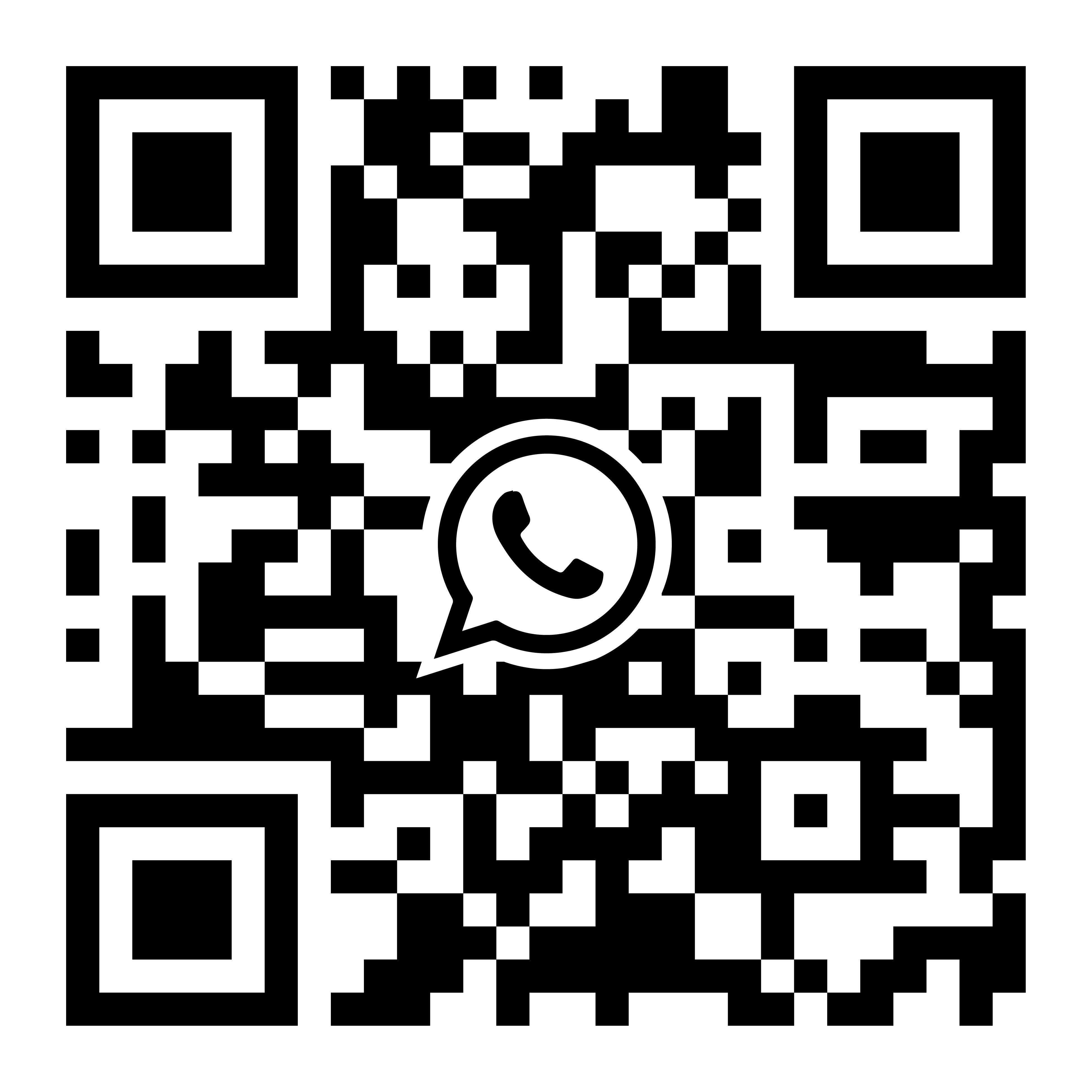 Whatsapp Business QR Code